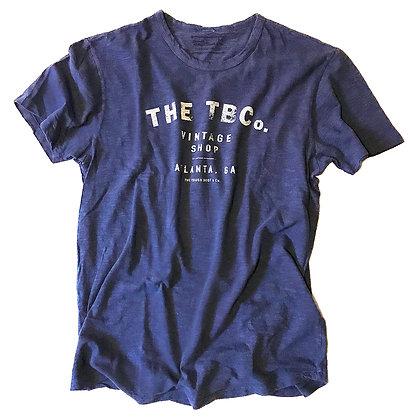 The TBCo. Vintage Shop navy T-shirt