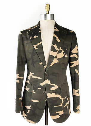The TBCo. St. REMY CAMO JACKET