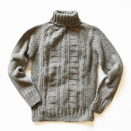 TBCo. RESERVE Merino Turtleneck Sweater