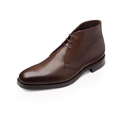 LOAKE 1880 PIMLICO Leather Chukka Desert Boots