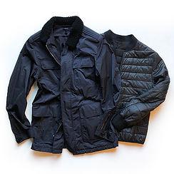 TOM FORD black silk nylon Jacket 7.jpg