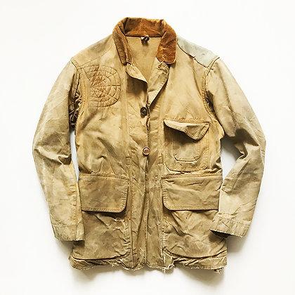 Vintage Canvas Hunter's Coat 1960's