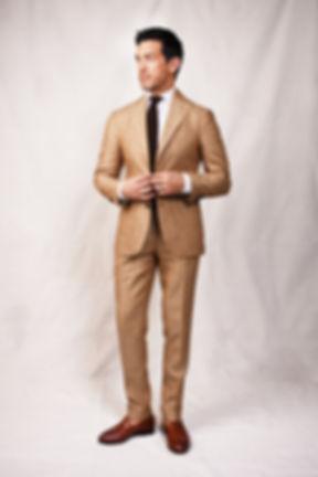 beige linen spring summer mens style sui