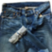 selvedge denim jeans pre owned