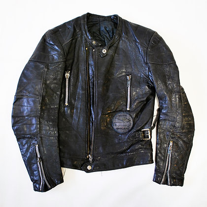 French Cafe Racer Jacket
