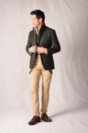 linen shirt herringbone waistcoat vest k