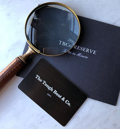 The TBCo. Heirloom Quality GIFT CARD