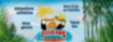 Flyer le TOUCANS PAELLA, soirées à thèmes, Paella Party, Beach Party, Jungle Party, PLats géants, cuisine en live, animations culinaires