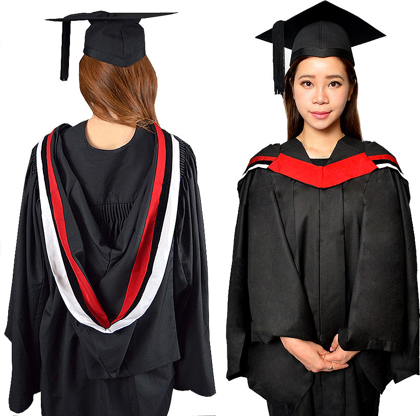 Technological and Higher Education Institute of Hong Kong ( THEi ) Graduation Gown | Academic Dress and Academic Regalia | Rent or Buy 租借、購買香港高等教育科技學院畢業袍 | 學士畢業袍、碩士畢業袍、博士畢業袍