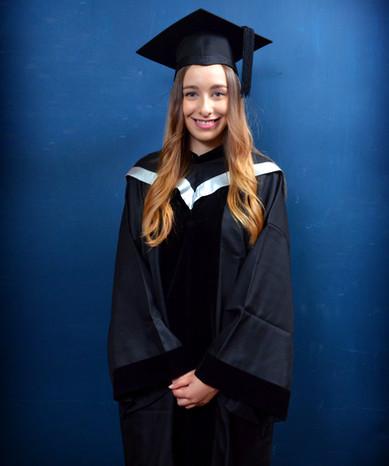 Coralie CUHK Graduate BBA