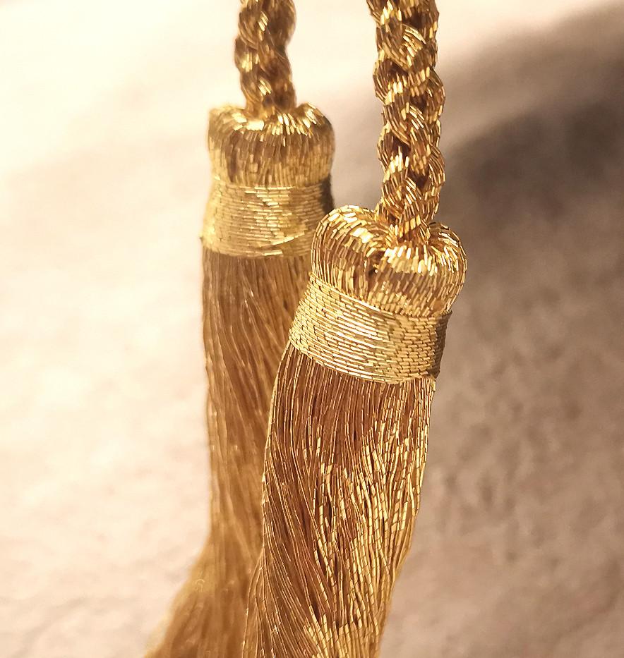 Golden Tassel