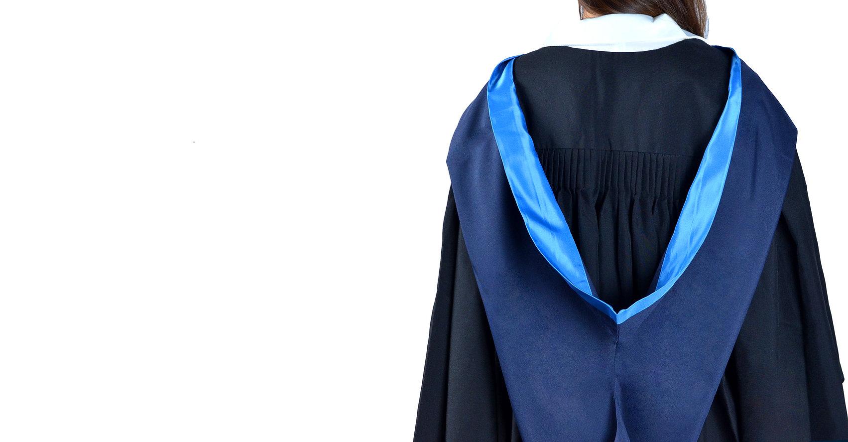 The University of Hong Kong (HKU) Graduation Gown | HKU Academic Dress and Academic Regalia | Rent or Buy | HKU graduation gown | HKU academic dress | HKU gown  香港大學畢業袍 |  港大畢業袍  | 學士畢業袍、碩士畢業袍、博士袍畢業袍