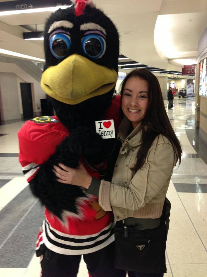 Jenny Blackhawks