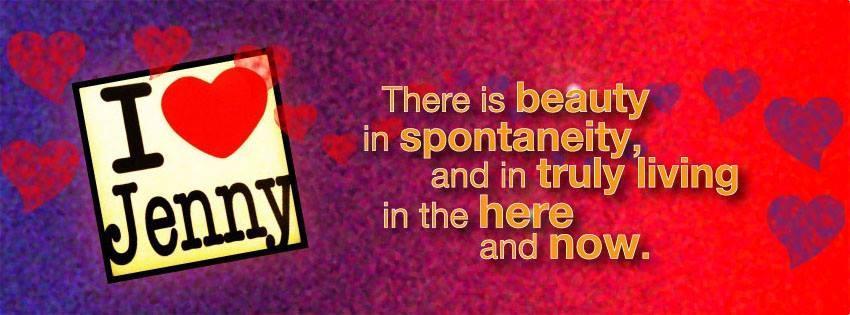Jenny Spontaneity