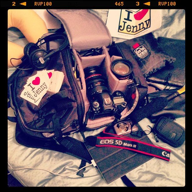 Jenny Camera Bag