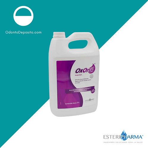 Oxoral Aseptic Flush