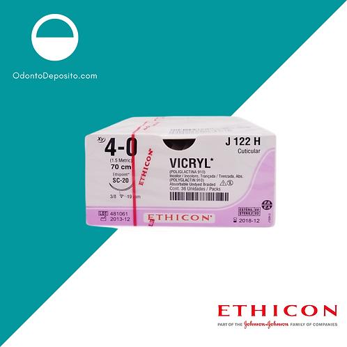 Sutura 4-0 Vicryl 70 x 20 Caja