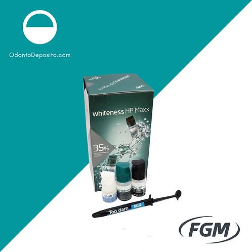 Blanqueamiento FGM 1 Paciente