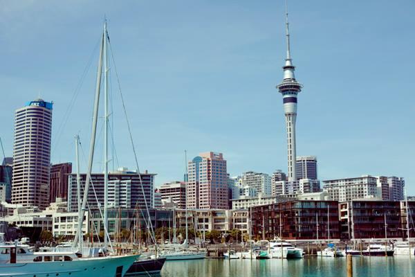 Auckland - Ile du Nord