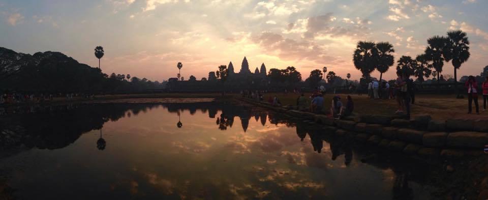 Temple d'Angkor - Siem Reap
