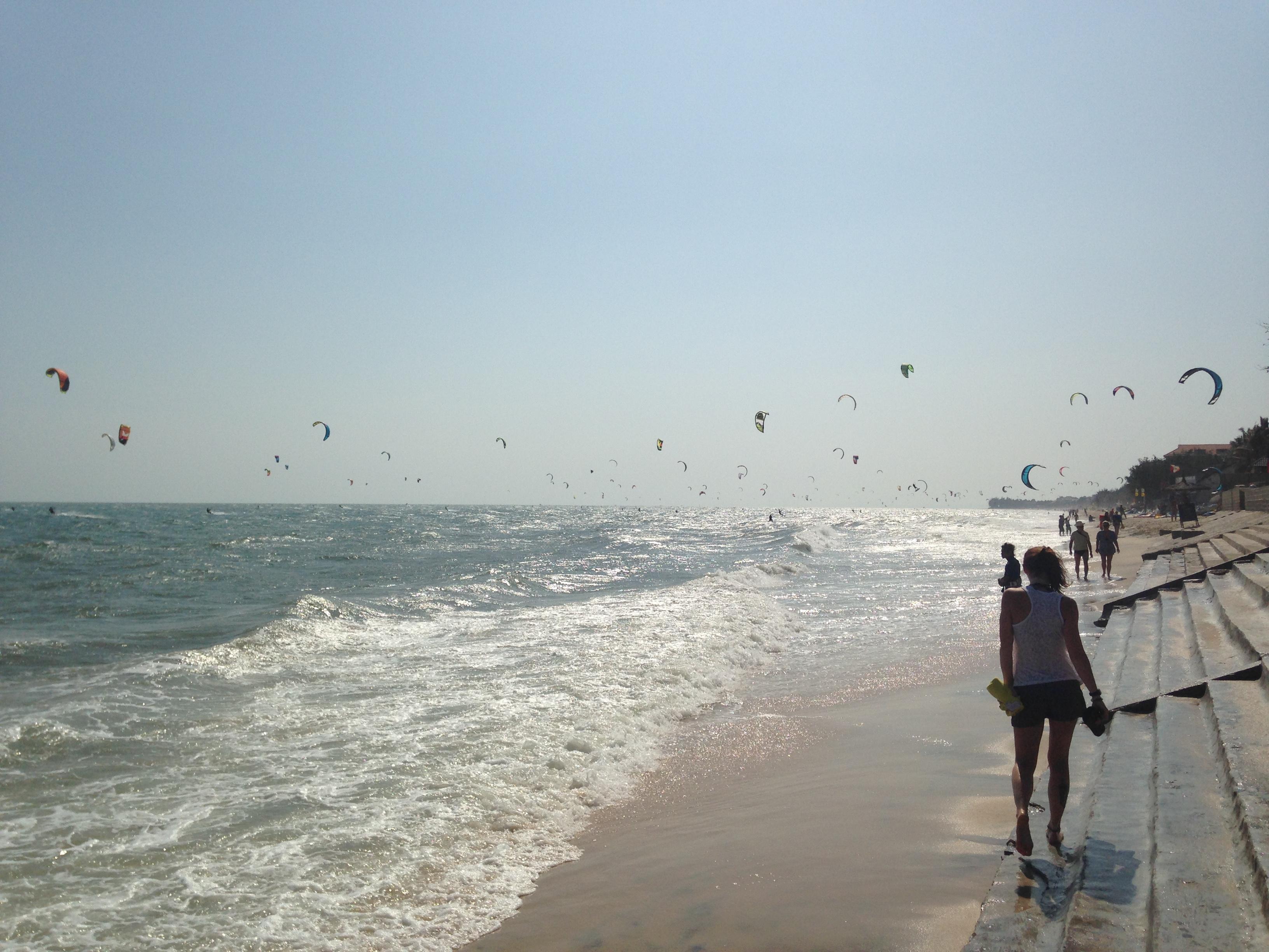 Kite Surf -Mui né