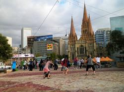 Melbourne - Etat de Victoria