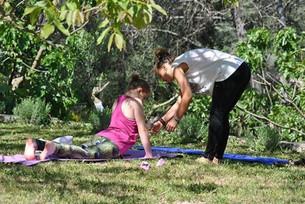 L'enseignement du Yoga est un cadeau