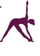 Posture triangle Jessica Romeo Yoga