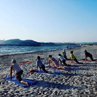 Célébrons le Yoga & l'été !