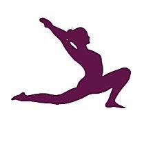 Posture Fente basse Jessica Romeo Yoga