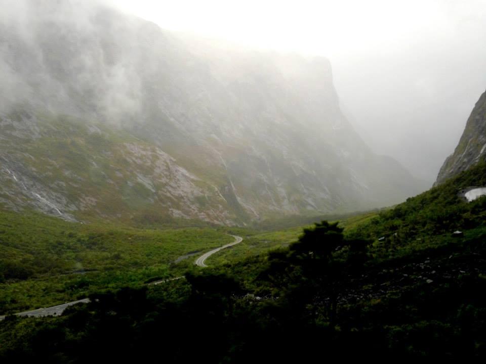 Milford Sound - Ile du Sud
