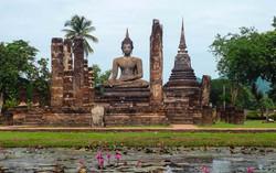 Parc Historique - Sukhothai