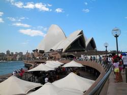 Sydney Opera House- Etat de Nouvelles Galle du Sud