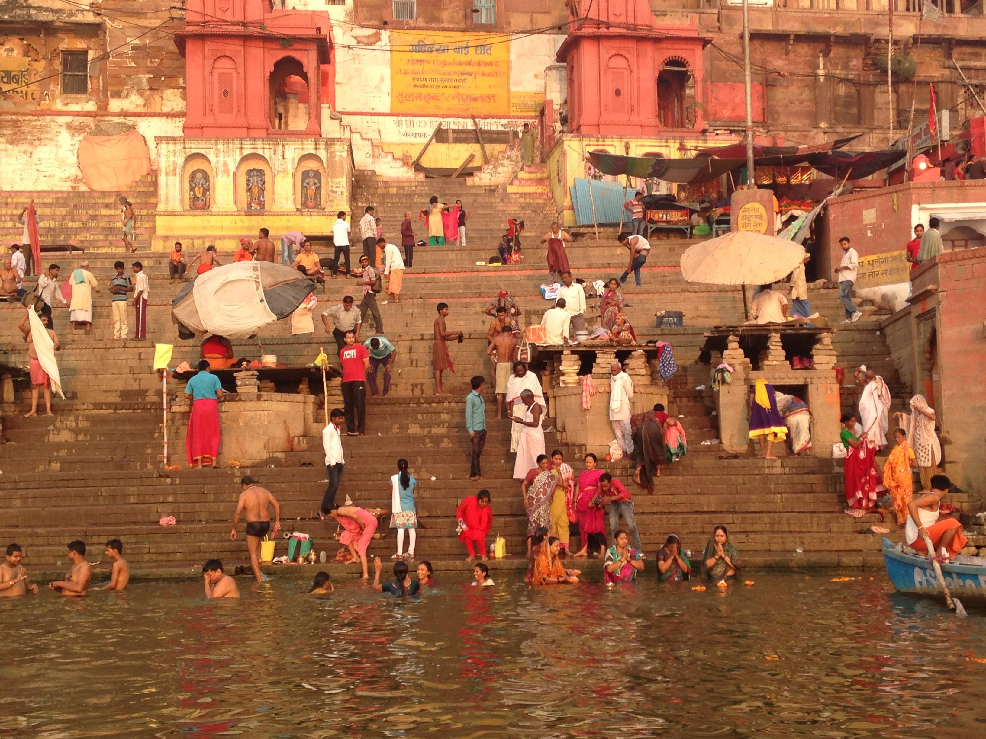 Ganges- Varanasi
