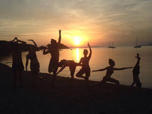 Le boom du Yoga