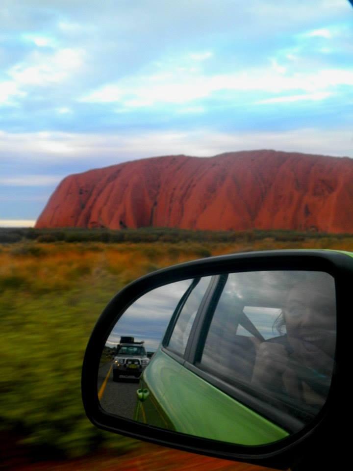 Uluru - Teritoire du Nord