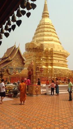 Wat Phrathat Doi Suthep - Chiang Maï