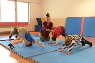 Le Yoga pour l'enfant