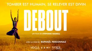 """Ciné échange film """"Debout"""""""