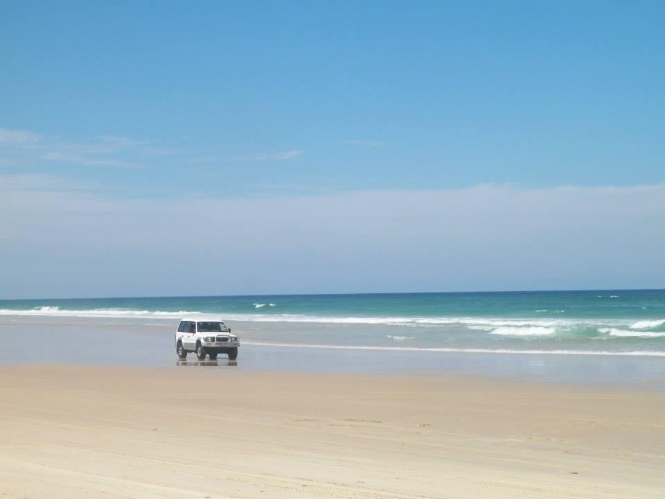 Frazer Island - Etat du Queensland