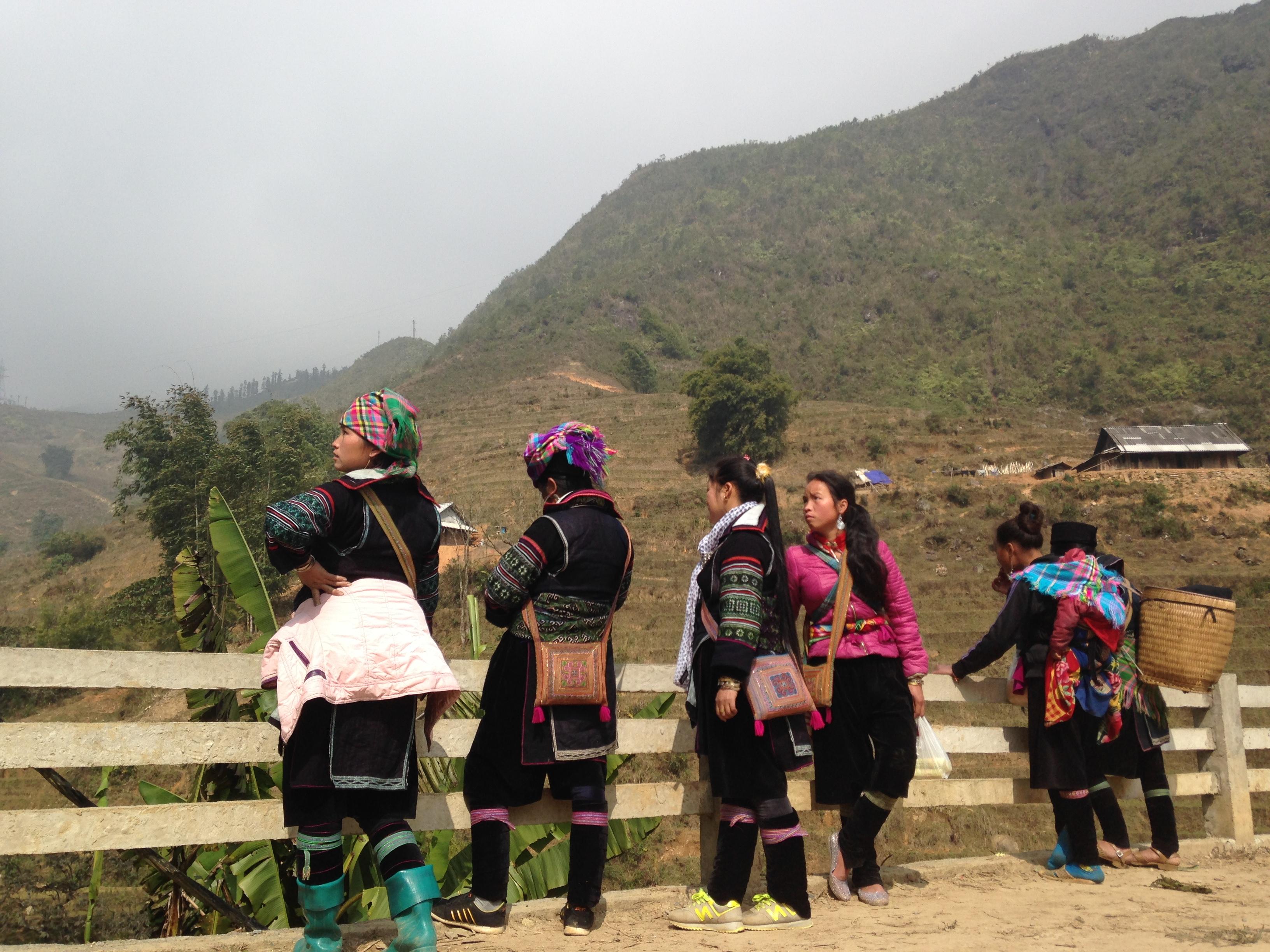 Trekking terraces de riz - Sapa
