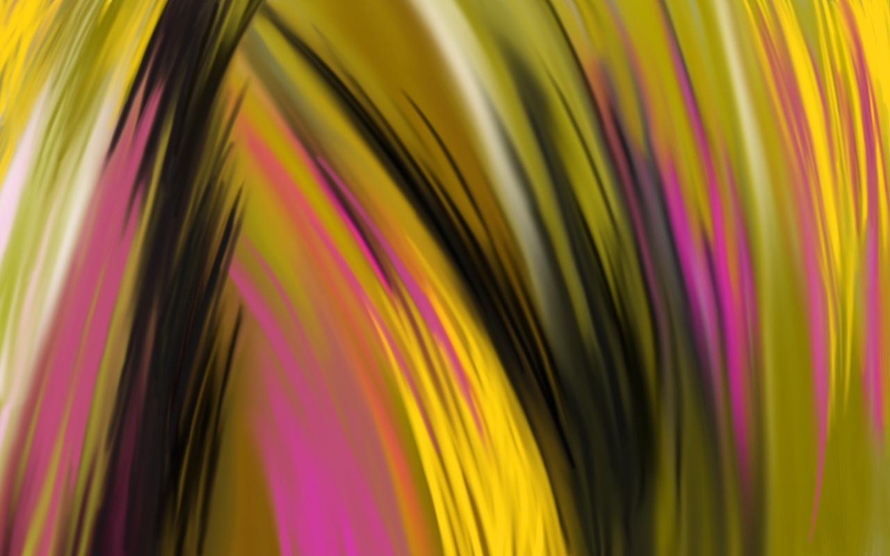 Digital Painting IV (Ripples)