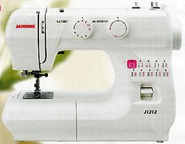 ジャノメ ミシン J1212