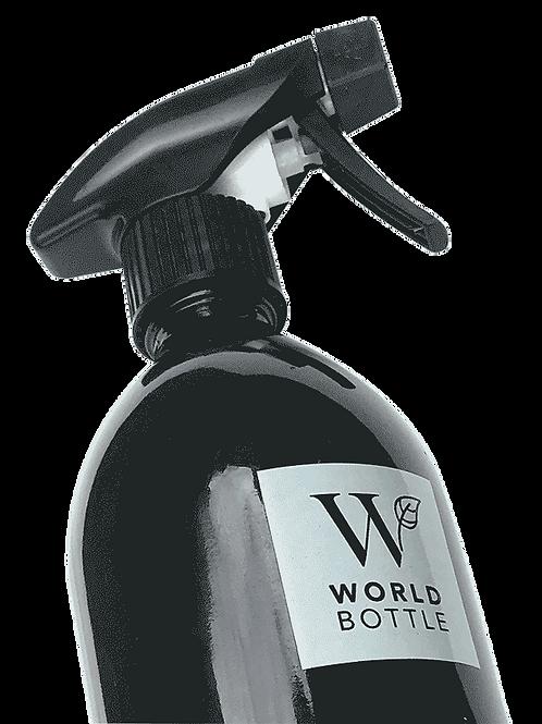 2 x WORLD BOTTLES