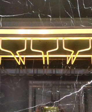 Hang Glass Copper