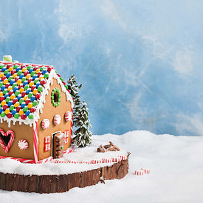 "The ""Gingerbread House"""