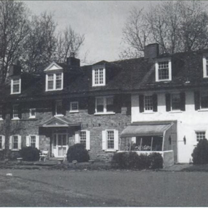 The Ingersoll-Clayton House- Spring House, PA
