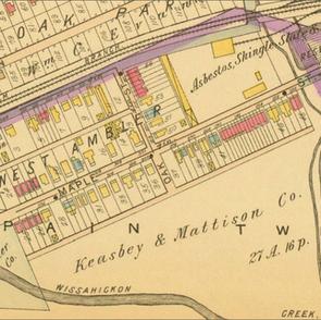 The Homes on Railroad Avenue