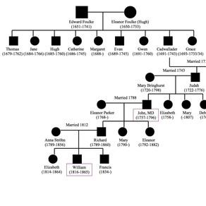 The Foulke Family, Part II