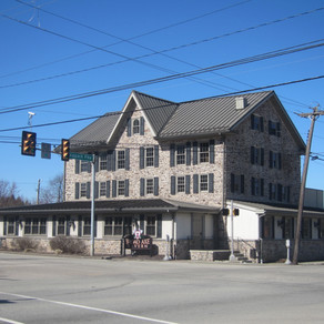 The Broad Axe Tavern and A Ghost Named Rachel